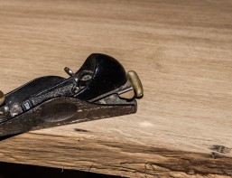 Plankebord slibning og høvling