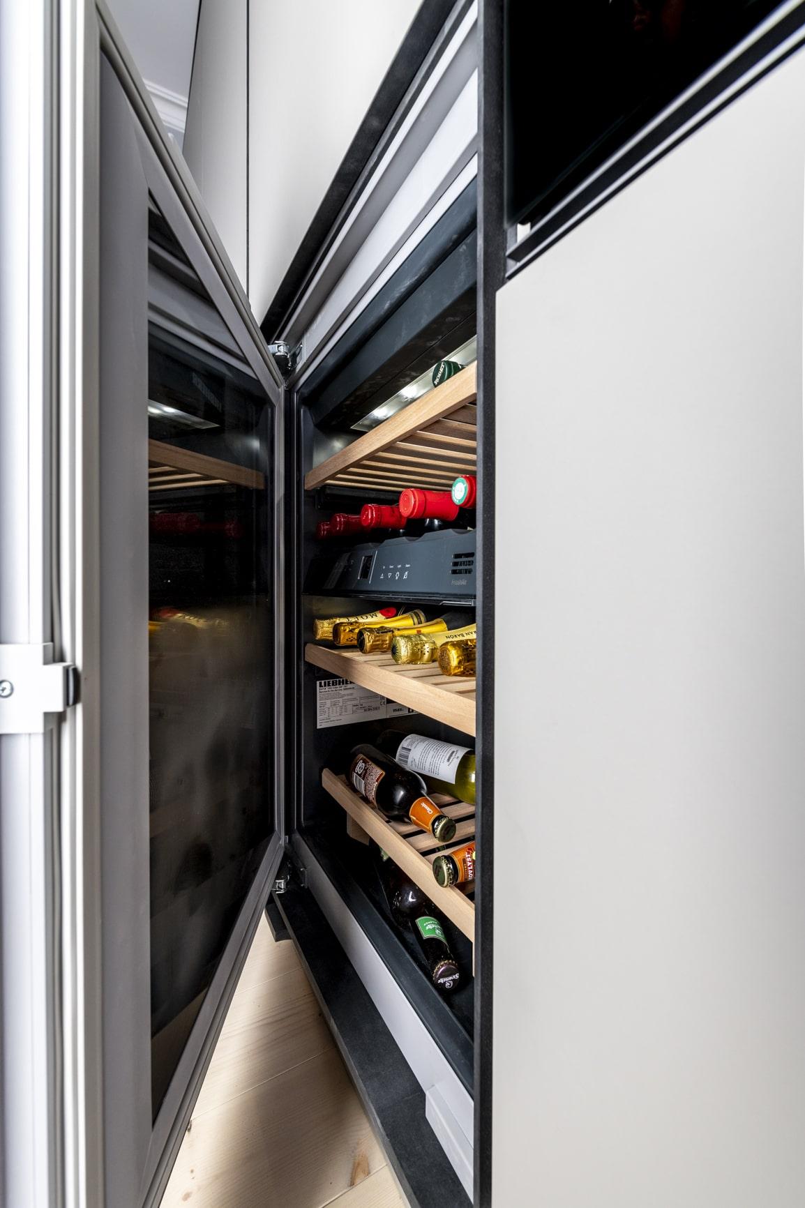 liebherr vinkøleskab