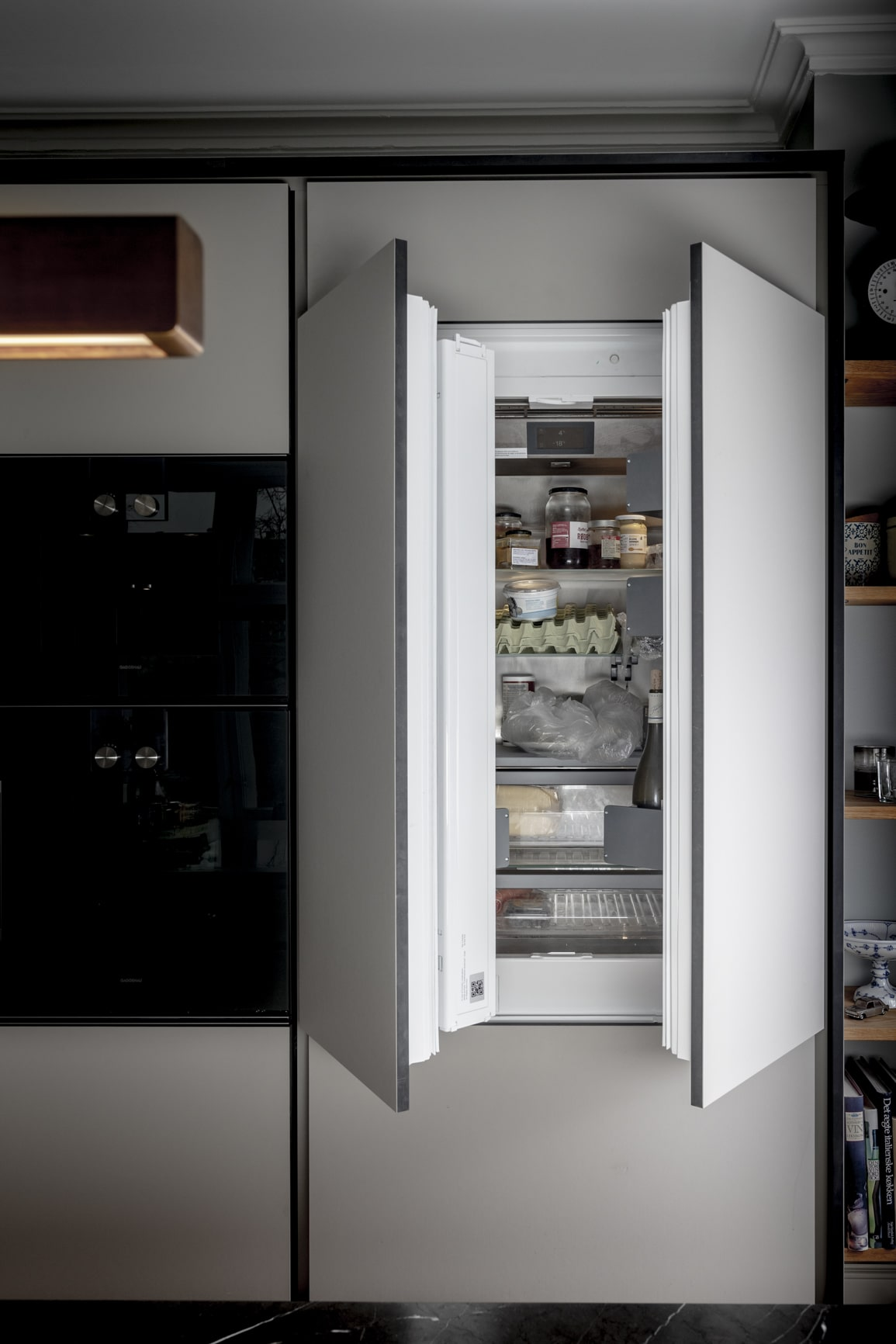 gaggenau køleskab køkken