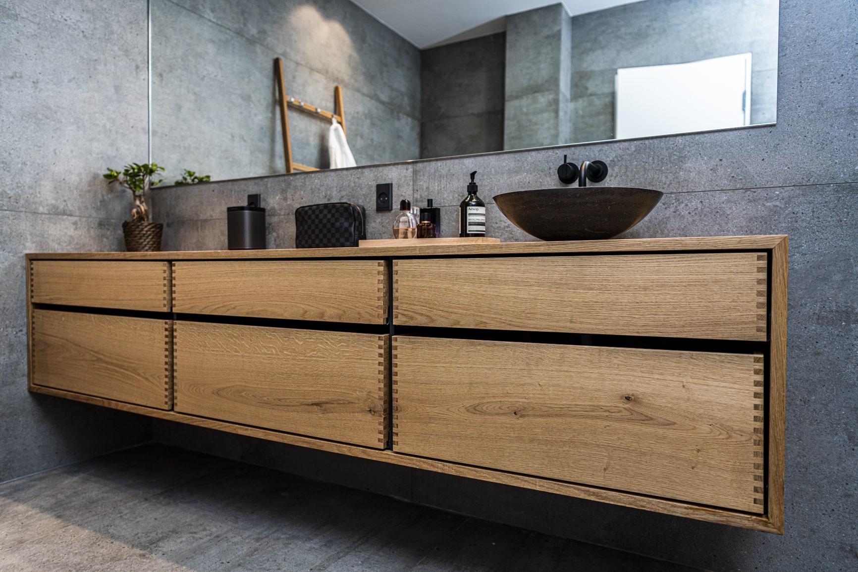 badeværelsesmøbel snedkerkøkken