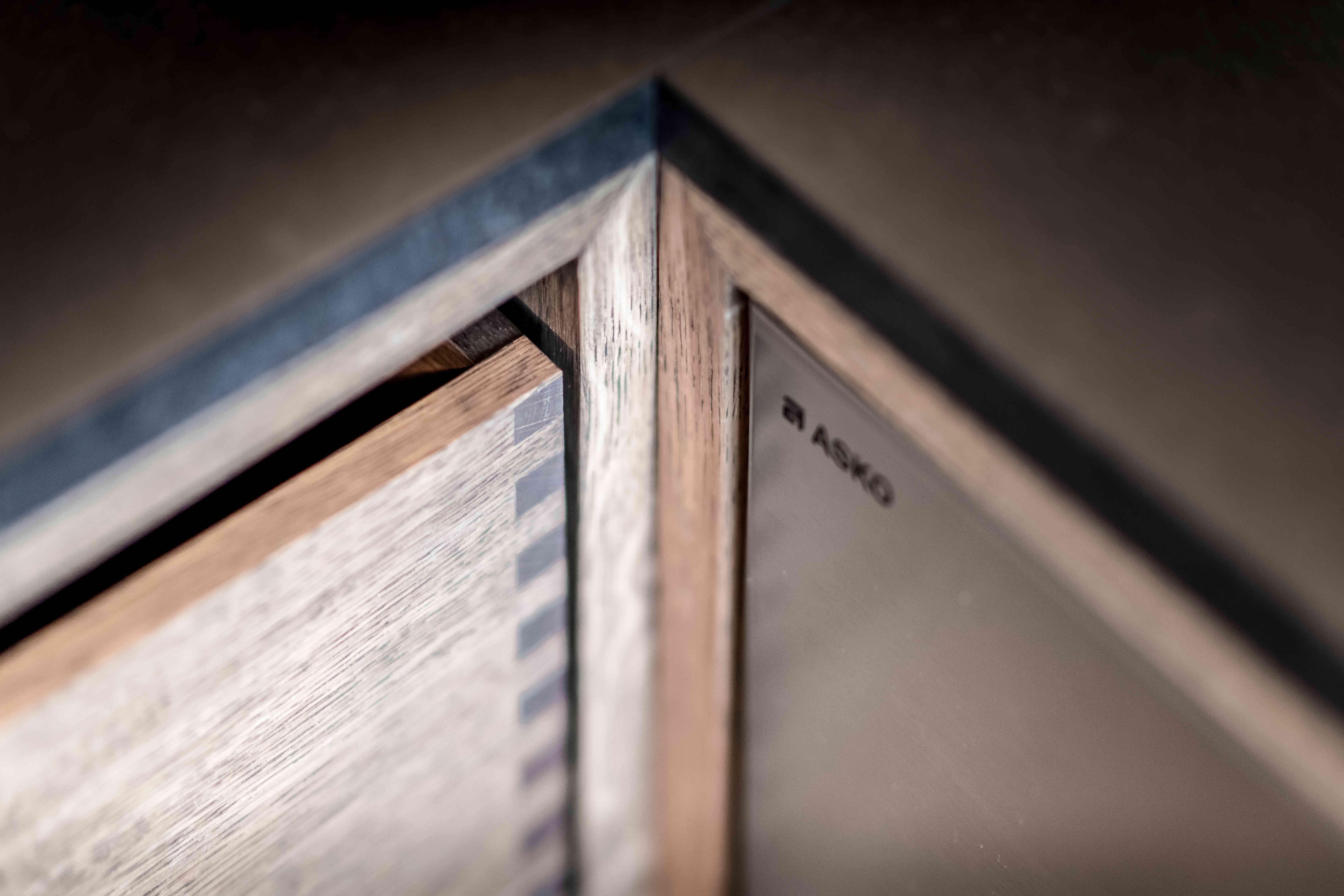 Nero Assoluto granitbordplade