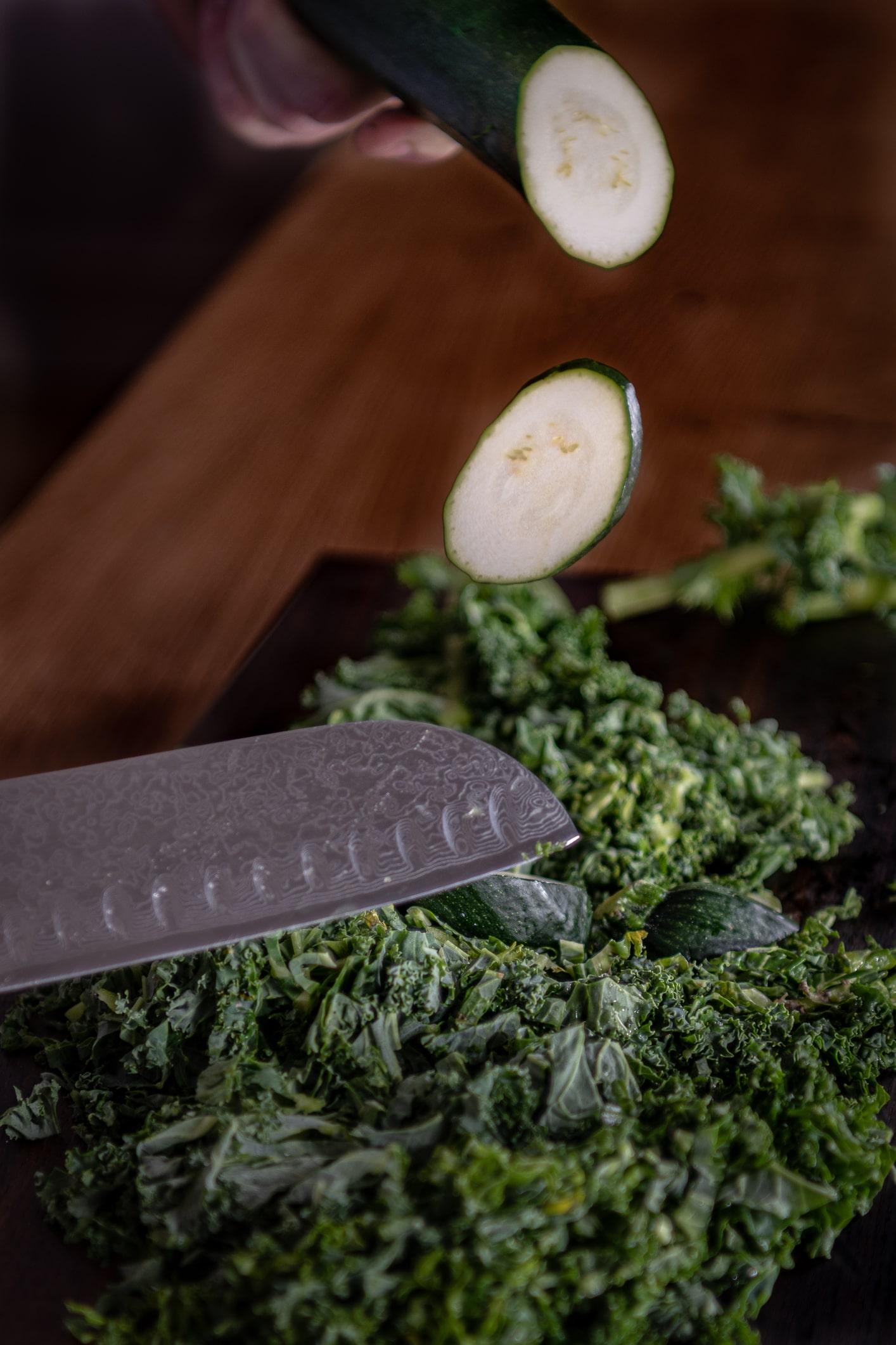 Gastrotools skarp kniv snedkerkøkken